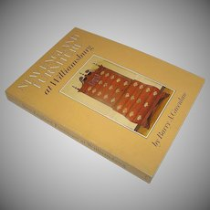 Vintage Book, New England Furnitur at Williamsburg, Greenlaw, second printing, 1975
