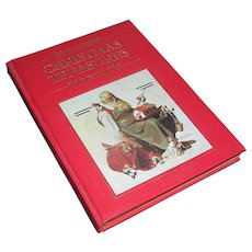 Vintage Book, Christmas Treasures, Cannarella, Barnes and Noble, 2004