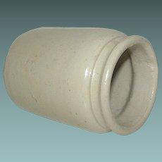 Vintage Stoneware Jar or Cache Pot