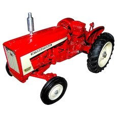Vintage Toy Diecast Model Tractor International