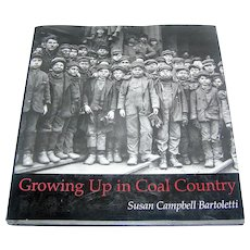 Vintage book, Growing Up In Coal Country 1999
