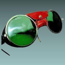 Vintage Motorcycle goggles Wilson W-2.0H