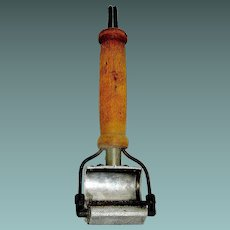 Antique Ice Shaver to compliment Wooden icebox collectibles