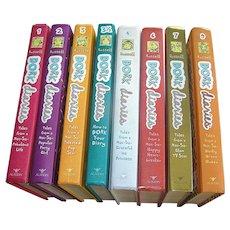 Vintage Books ( Lot ) 6 volumes by Rachel Renee Russell