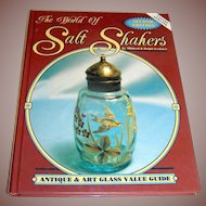 Vintage Book, The World of Salt Shakers 1996