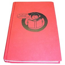 Vintage Book, Charlie Joe Jackson's Guide to Not Reading