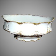 Porcelain Bowl marked Theo Haviland Limoges France