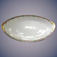 Large Porcelain Limoges platter