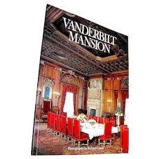 Vintage Book or pamphlet, Vanderbilt Mansion, 1988