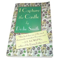 Vintage Book, I Capture the Castle by Dodie Smith, 1998