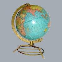 "Vintage Globe by Geo. Cram, Co 8"""
