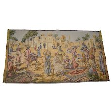 Vintage Tapestry, Made in Belgium, early 20th c.