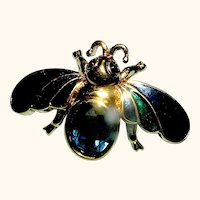 Vintage D'Orlan Brooch or Pin