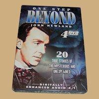 Vintage DVD Set One Step Beyond 20 stories