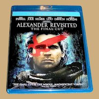 DVD Movie Alexander Revisited
