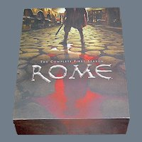 DVD set Rome The First Season