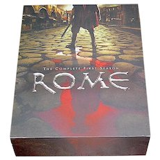 DVD set Rome The First Season