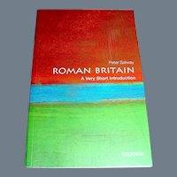 Book, Roman Britain A very Short Introduction. Salway