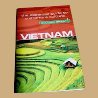 Book, Vietnam An Essential Guide to Culture and Customs, 2016, Paperback
