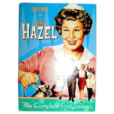 Vintage DVD Hazel The Complete First Season RARE!