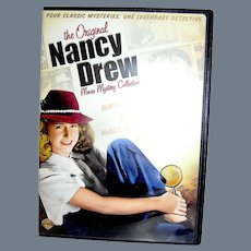 DVD, The Ultimate Nancy Drew, the complte collection