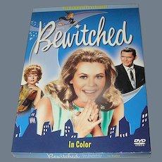 DVD Bewitched Elizabeth Montgomery