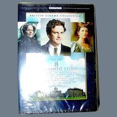 DVD Best British Films 8 Acclaimed Films MIB