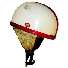 Bike Helmet marked Casque Moto Batard Super 301
