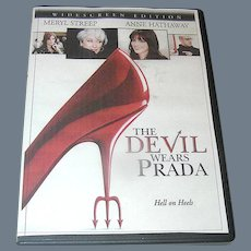 DVD, Widescreen, The Devil Wears Prada
