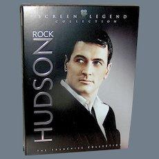 DVD, Rock Hudson,  mid century