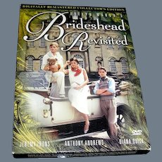 DVD, Brideshead Revisited, Collector's Edition