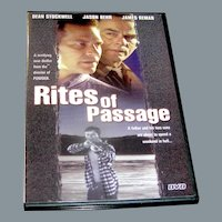 DVD, RItes of Passage, Exc.