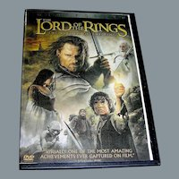DVD: Lord of the Rings, The Return of the King