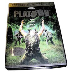DVD:Platoon Oliver Stone