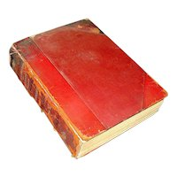 Antique book, Encyclopedia of Pennsylvania, 1914