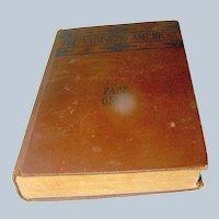 Old Book, The Vanishing American, Zane Grey, Scarce