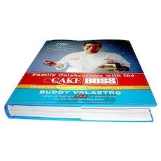 Book, Cake Boss