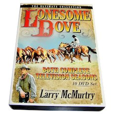 Vintage DVD set The Ultimate Collection Lonestome Dove