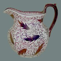 Vintage Lustre Wedgwood and Bariston of Euratria Pitcher