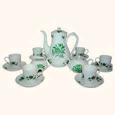 Haviland Limoges Tea Set