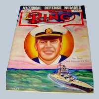 Vintage Magazine The Ring May 1941