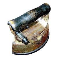 Antique Sad Iron Asbestos 72-A