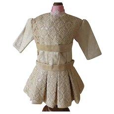 Pretty Vintage Doll Dress