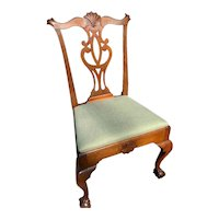 Philadelphia Chippendale Side Chair