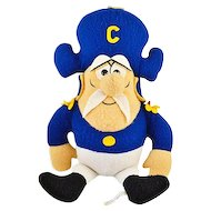 "1978  Cap'n Crunch 18"" Plush Doll - Darling"