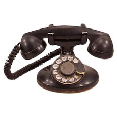 Highly Collectible Western Electric Model 202 Vintage Telephone
