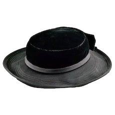 Vintage Ethel Young ca. 1950s Hat