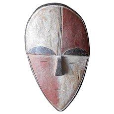 Vintage African Mask-Vuvi Tribe