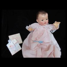 """Vintage """"RARE"""" Effanbee Dy-Dee Doll Celluloid Bracelet for your 20"""" Doll"""