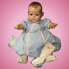 "Vintage ""RARE"" ""MINT"" Effanbee Dy-Dee Doll Lou Dress & Rayon Socks for 20"" Doll"